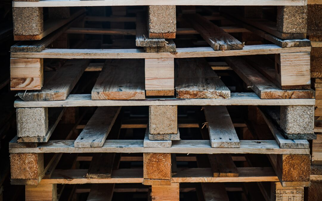 The Origins of Wooden Pallets