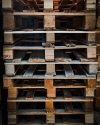 Image for wooden pallets