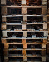 Origins of Wooden Pallets at Woodstock, Ontario